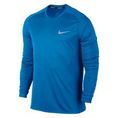 Nike Dry Miler Hardloopshirt Lange Mouw
