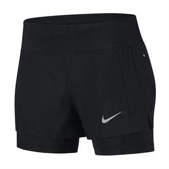 Nike Eclipse 2-in-1 Dames Hardloopshort