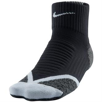 Nike Elite Cushion Quarter Hardloopsokken