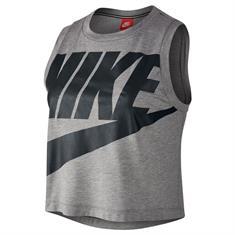 Nike Essential logo Crop Tanktop