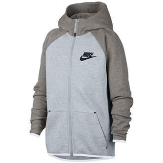 b8f67cb689c7 Nike Essentials Tech Fleece Full Zip Hoodie Junior