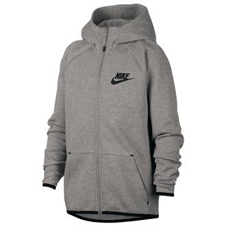 1f0262449f3 Nike Essentials Tech Fleece Full Zip Hoodie Junior