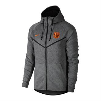 Nike FC Barcelona Tech Fleece Windrunner Full Zip Hoodie