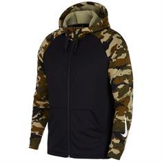 Nike Full Zip Dry Hoodie Camo