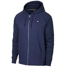 Nike Full Zip Optic Hoodie Sweater
