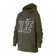 Nike Full Zip Therma Hoodie GFX Junior