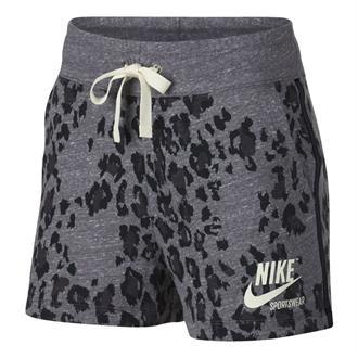 c999d376da0d Nike Gym Vintage Short Leopard Print
