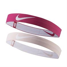 Nike HEADBANDS 2 PK WITH POUCH