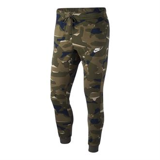 Nike M NSW CLUB CAMO JGGR FT