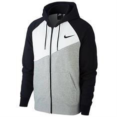 Nike M NSW SWOOSH HOODIE FZ FT,DK GREY H