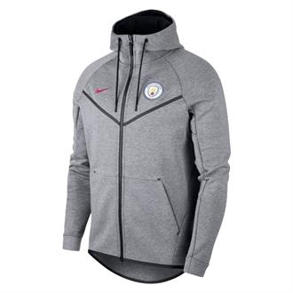 Nike Manchester City FC Tech Fleece Windrunner Full Zip Hoodie