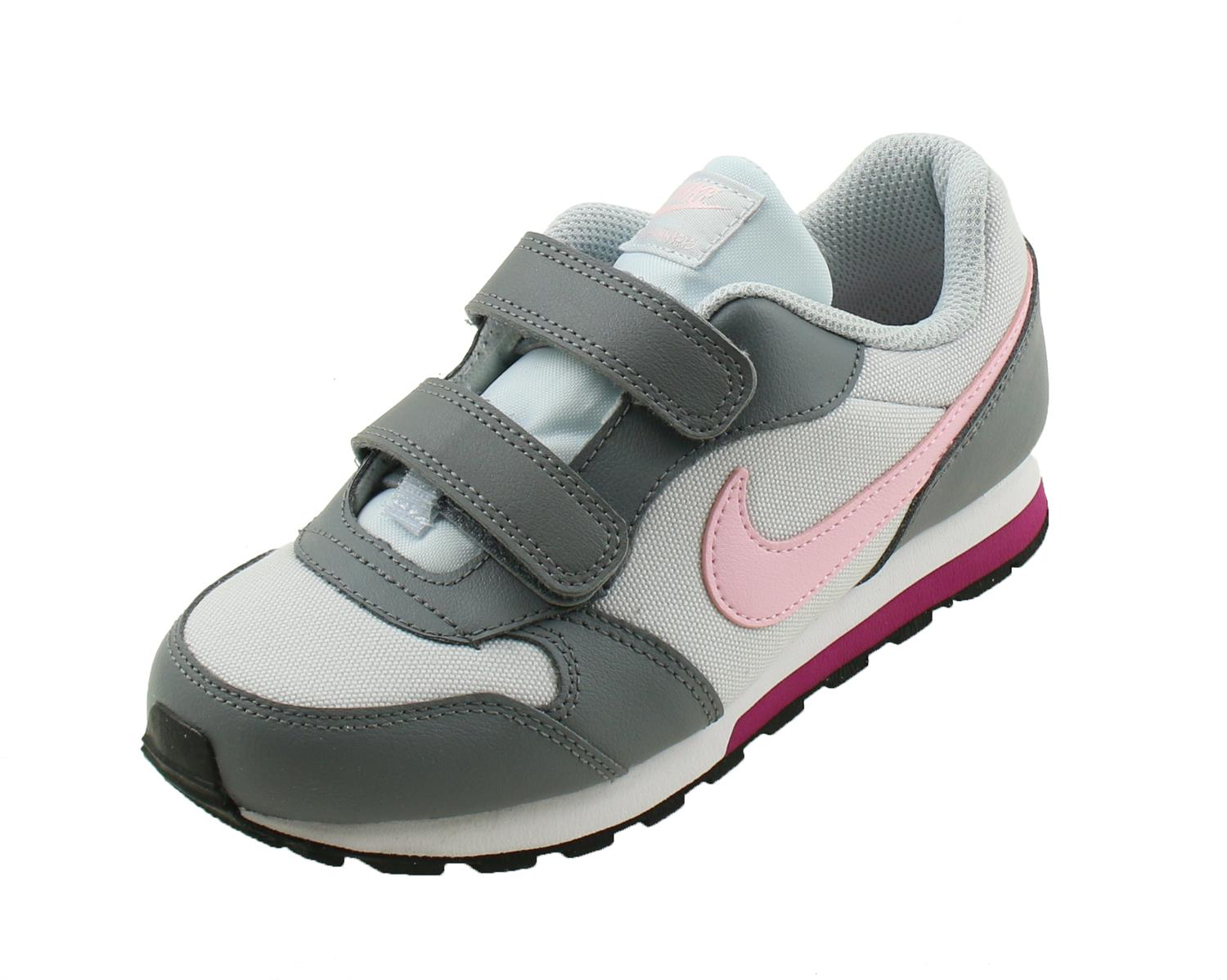 newest collection 308b9 8d9e3 Nike MD Runner 2 (PS) Junior. 807320 017 PURE PLATINUM PINK FOAM -C