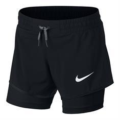 Nike Meisjes 2-in-1 trainingsshort