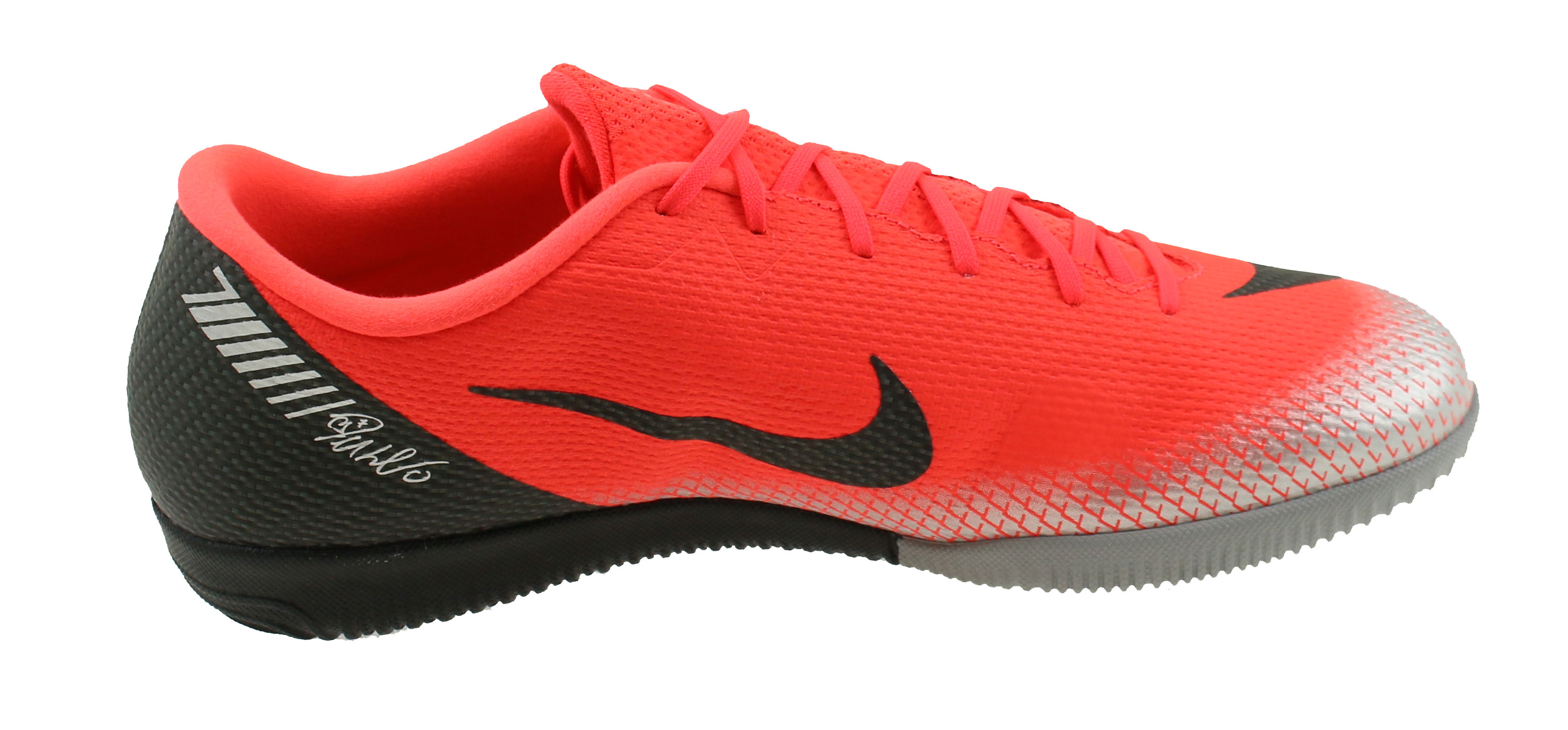 be20966d92d8 Nike Mercurial Vapor XII Academy CR7 Indoor. AJ3731 600 Bright Crimson Black  Chrome. Product afbeelding Product afbeelding ...