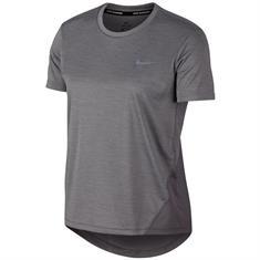 Nike Miler Hardloopshirt Korte Mouw