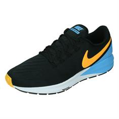 Nike NIKE AIR ZOOM STRUCTURE 22 MEN,BLAC