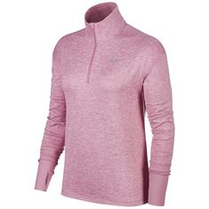 Nike NIKE ELEMENT WOMEN'S 1/2-ZIP R,MAG