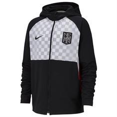 Nike NYR B NK DRY JKT W,BLACK/WHITE