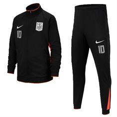 Nike NYR B NK DRY TRK SUIT K,BLACK/LASER