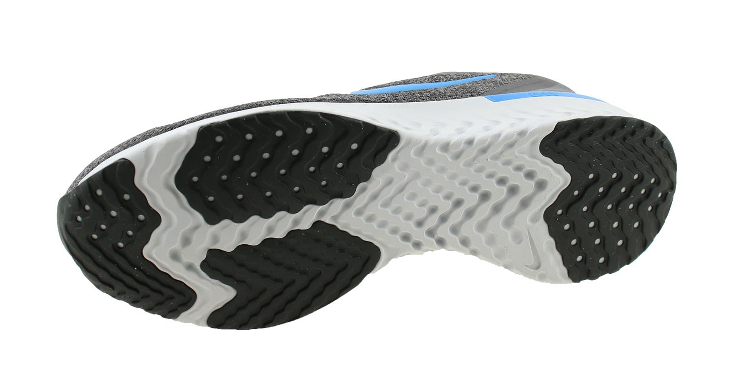 338a5033562 Nike Odyssey React Heren Hardloopschoen. AO9819 008 Thunder Grey Blue.  Product afbeelding Product afbeelding Product afbeelding Product afbeelding