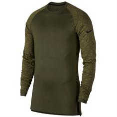 Nike Pro Utility Therma Top Lange Mouw