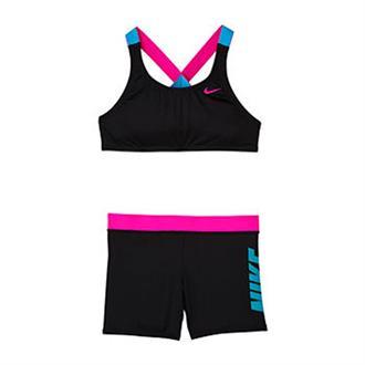buy popular 5c4ef edc52 Nike Rift Prism Crossback Sport Bikini