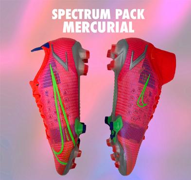 Nike Spectrum voetbalschoenen