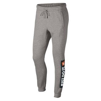 Nike Sportswear Just Do It HBR fleece Joggingbroek
