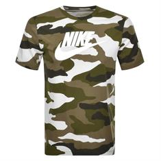Nike SS TEE CAMO 1