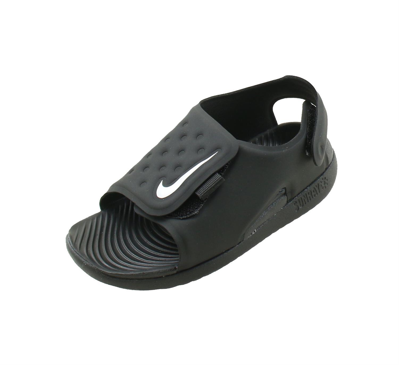 9e859752669 Nike Sunray Adjust 5 Peuter Sandalen ZWART/WIT online kopen bij ...
