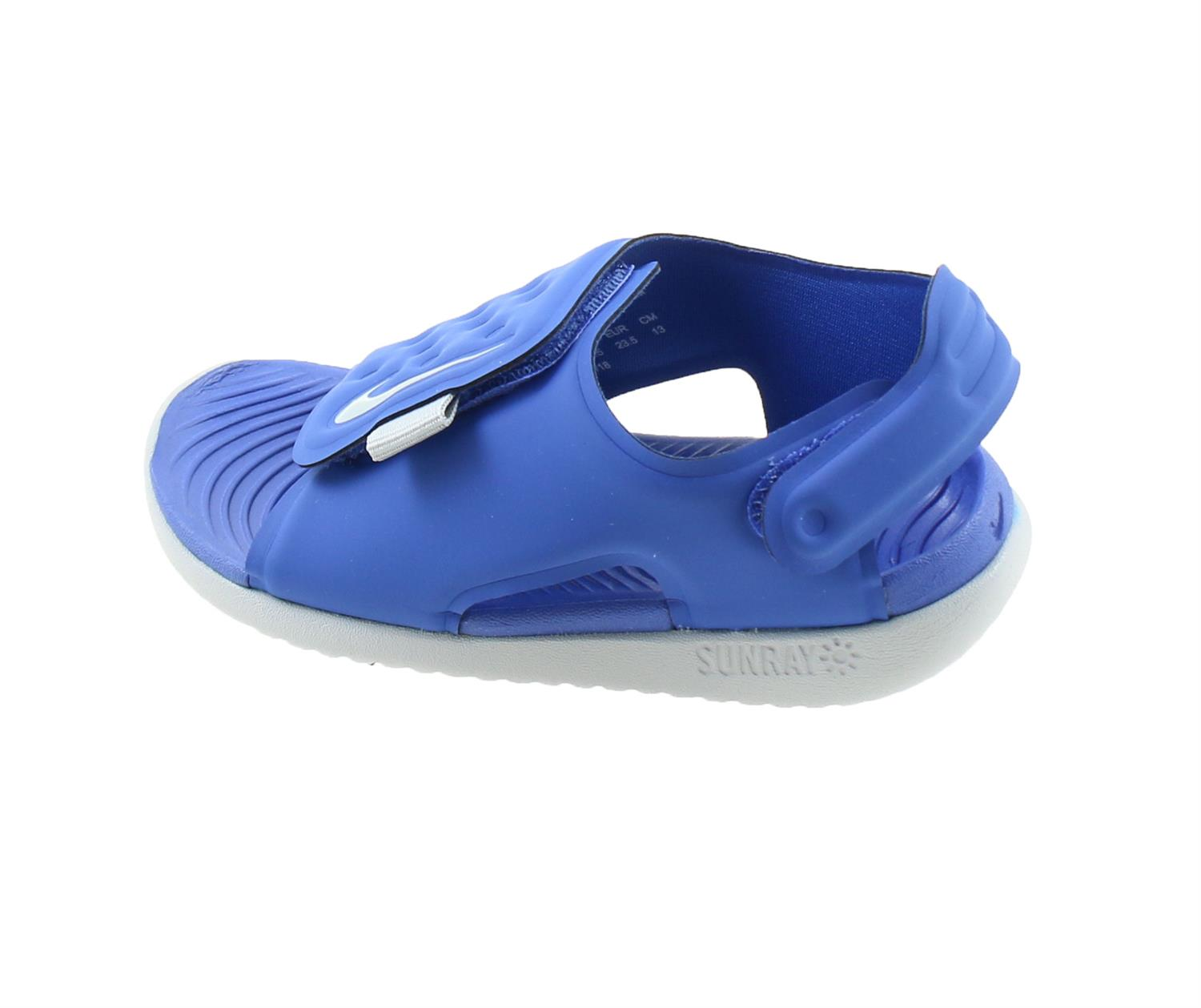 c79a3b0a97d Nike Sunray Adjust 5 Peuter Sandalen. AJ9077 400 Game Royal Wolf Grey.  Product afbeelding Product afbeelding Product afbeelding Product afbeelding