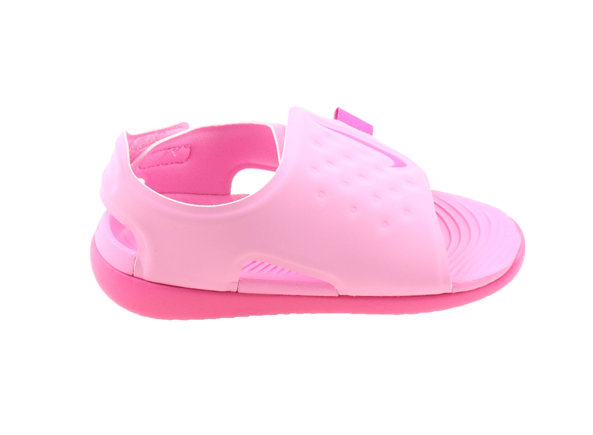 0c144fb187f Nike Sunray Adjust 5 Peuter Sandalen. AJ9077 601 Psychic Pink Laser  Fuchsia. Product afbeelding Product afbeelding ...