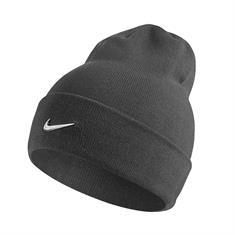 Nike Swoosh logo beanie