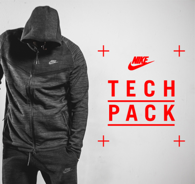 Nike Tech Fleece collectie