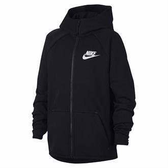 38167e17160a Nike Tech Fleece Full Zip Hoodie Junior