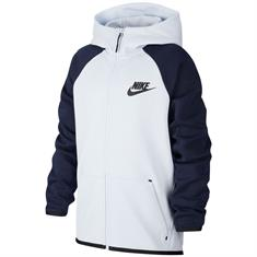 Nike Tech Fleece Full Zip Hoody Junior