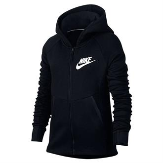 Nike Tech Fleece Full Zip Hoody Meisjes