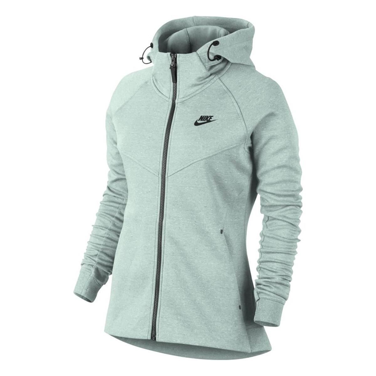 c30647a3490 Nike Tech Fleece Windrunner Full Zip Hoodie van vesten