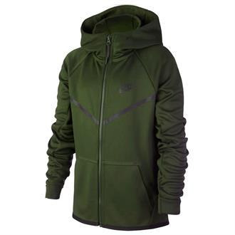 55df1f3a9b1b Nike Tech Poly Icon SSNL Windrunner Full Zip Hoodie