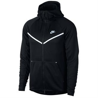 Nike Tech Poly Icon Windrunner Full Zip Hoodie