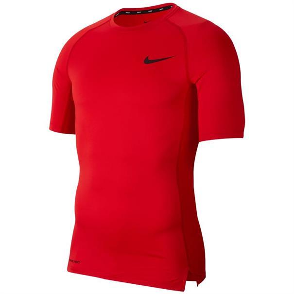 Nike Thermo Pro Shirt Korte Mouw