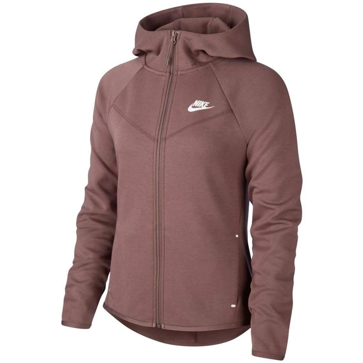 Nike Sportswear Tech Fleece Hoodie Dames Vesten Sweaters