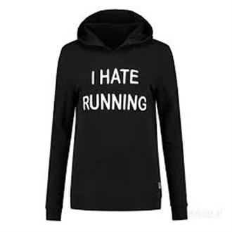 Nikkie I hate running Sweater