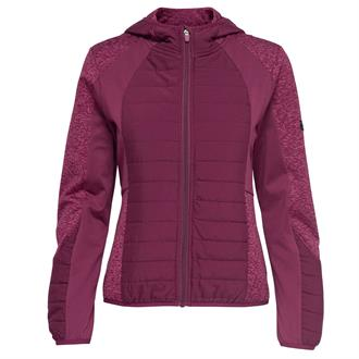 Only Play Hills Hood Short Jacket Dames Jas