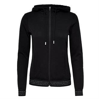 Only Play onpVONDA HOOD ZIP SWEAT PRS