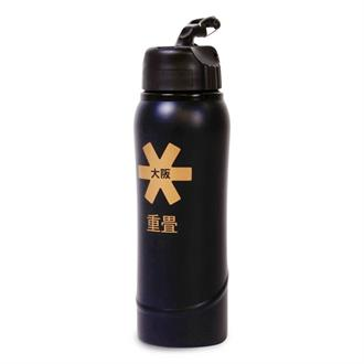 Osaka Hockey Kuro Aluminium Waterfles 500ML