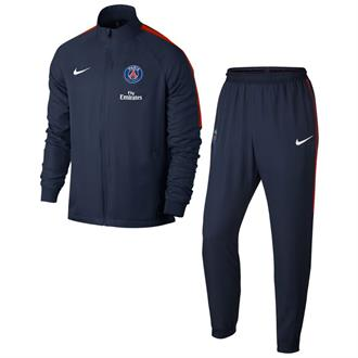 Paris Saint Germain Dry Squad presentatie trainingspak 17/18