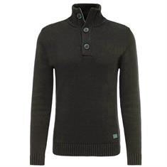 Petrol Industries Knitwear Collar Sweater