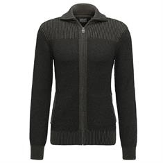 Petrol Industries Knitwear Collar Vest