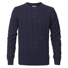 Petrol Industries Knitwear Round Neck Sweater